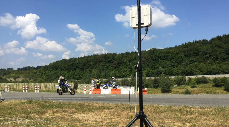 Chronelec RF Decoder Supermotard
