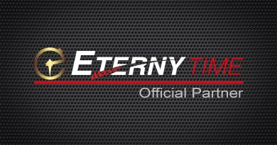 Eternytime official partner