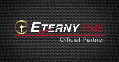 Eternytime official partner