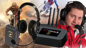 Eternytime Eternylink Bluetooth communication system with headset