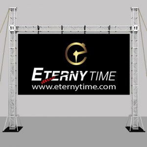 Eternytime Led video wall screen display P6 outdoor