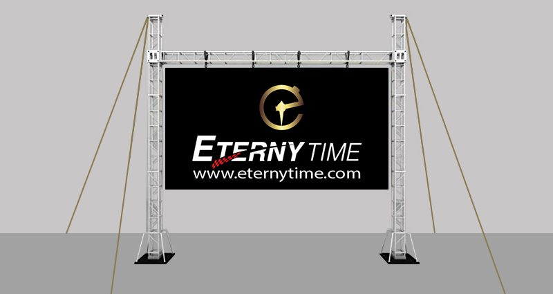 Eternytime Led video wall screen display P4 outdoor P4.81