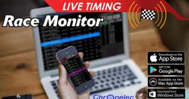 Race Monitor – Real Live timing