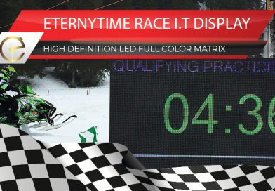 Race I.T. – Led Matrix display