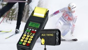 ALGE Timing ski