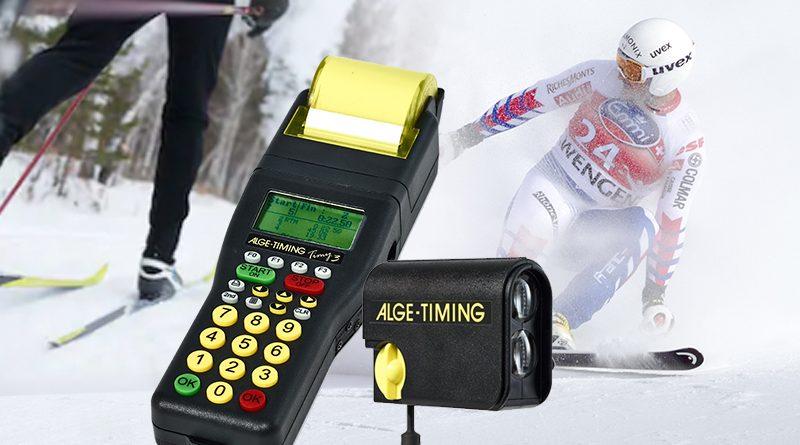 ALGE Timing ski
